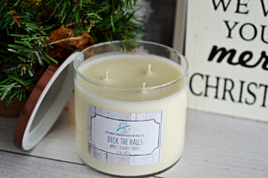 Deck the Halls - Triple Wick