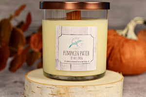 Pumpkin Patch - Wood Wick