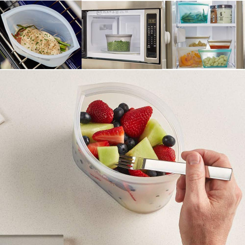 Best Reusable Food Storage Containers | Zip Top Containers