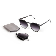 Load image into Gallery viewer, ROAV Riveria Matte Black Frame / Grey Gradient Lens