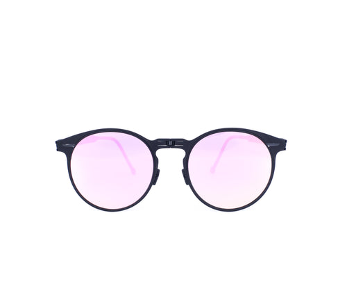 ROAV Riveria Matte Black Frame / Grapefruit Lens