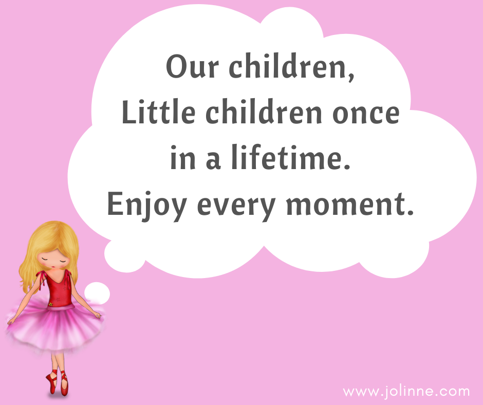 Growing happy kids tips - Tip #5 - Create as many experiences as possible with the children.