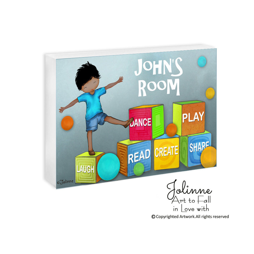 Personalized Signs BOYS - Jolinne