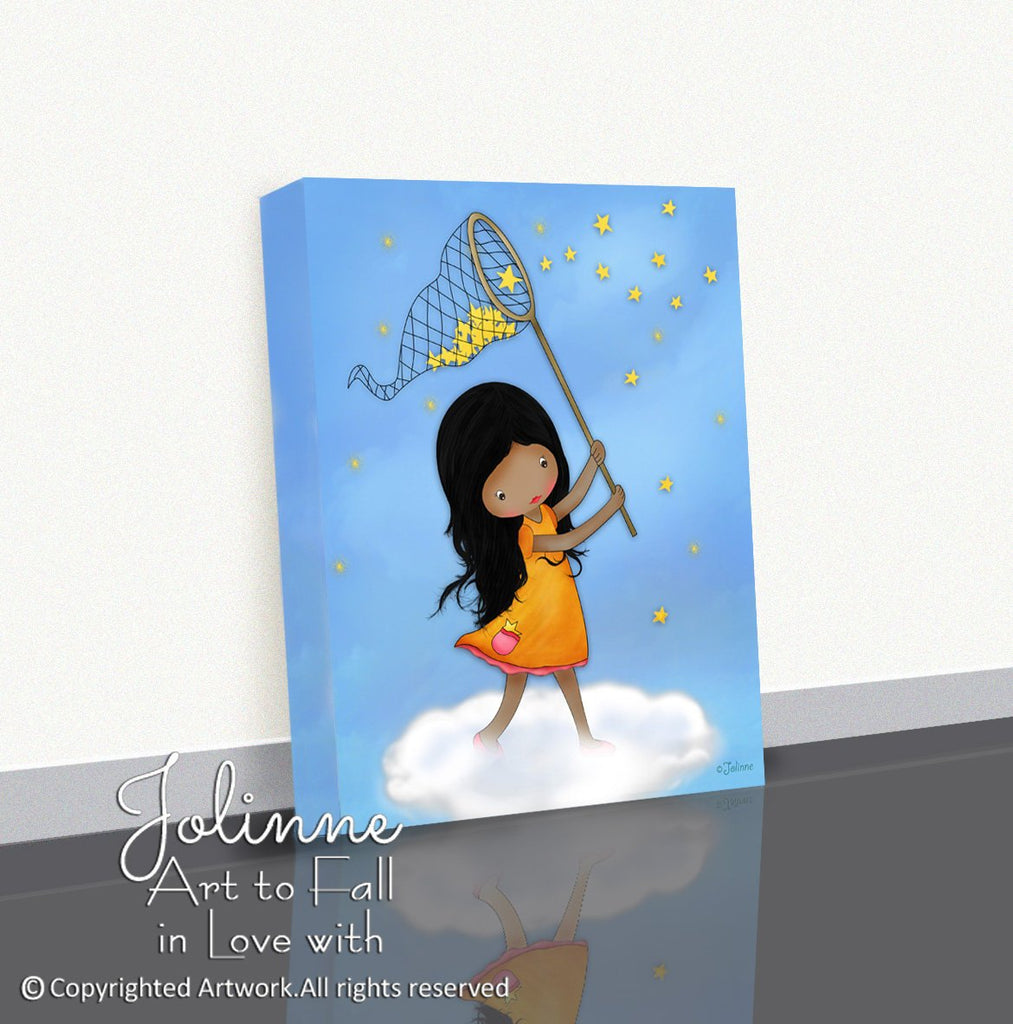 Kids wall art Canvas - Jolinne
