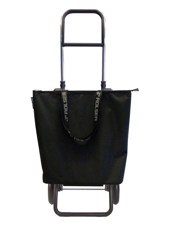 Rolser Mini Bag Plus MF Schwarz
