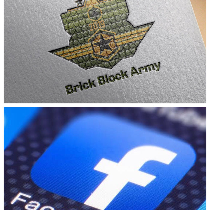 Brick Block Army is live on Facebook