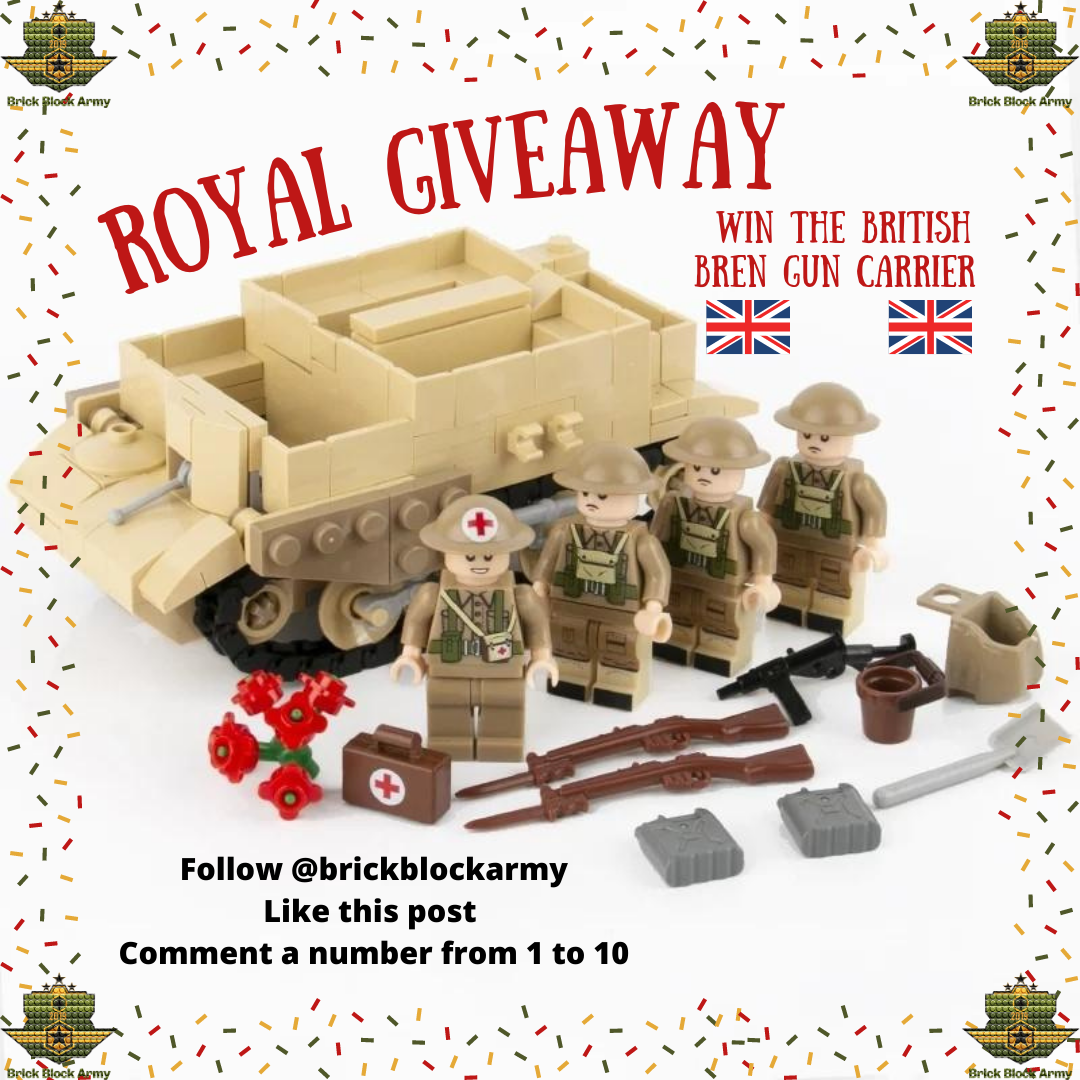 Royal March Giveaway-2021