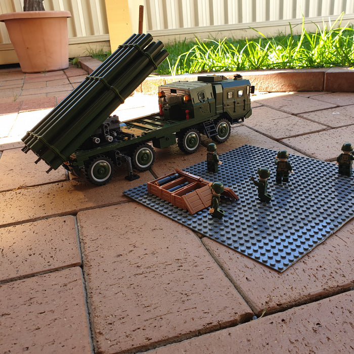 Army Toys Chinese Artillery
