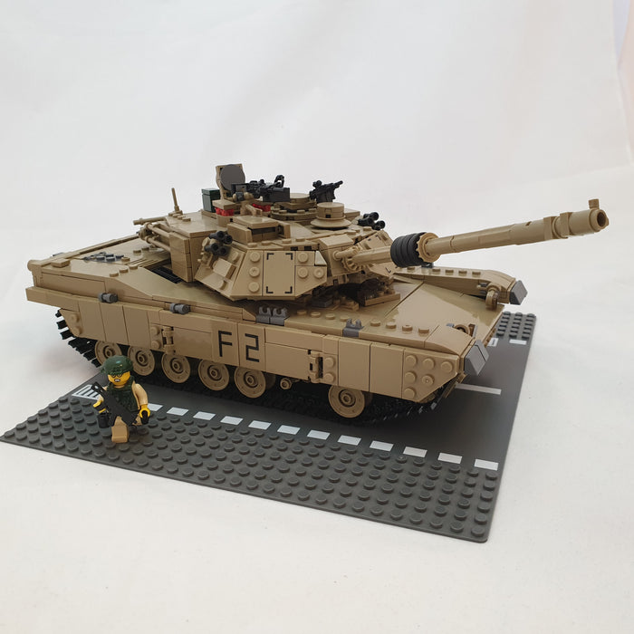 US Army M1A2 Tank