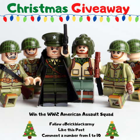 Christmas Holiday Giveaway from BBA