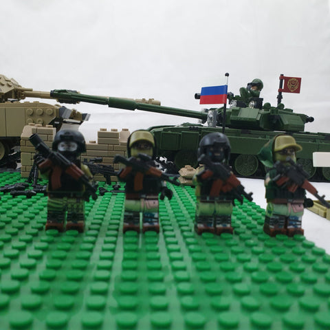 Russian armed forces in lego army