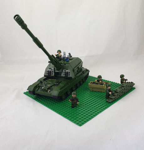 Army Toys Russian Artillery
