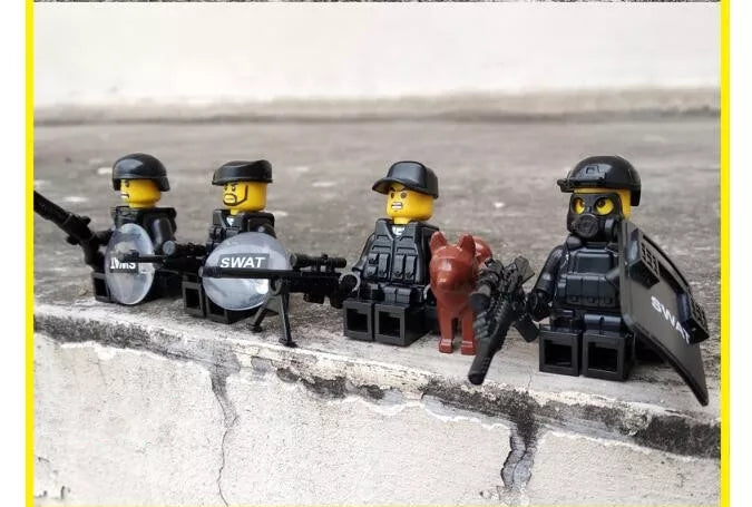police figures toys