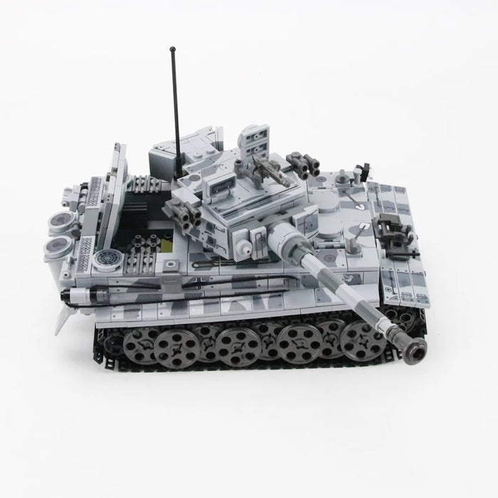 custom built German tiger tank ww2 toys