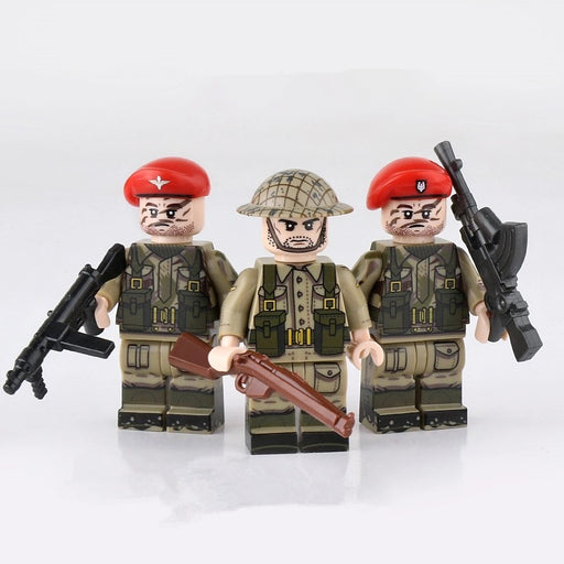 WW2 United Kingdom 1st Airborne Paratroopers