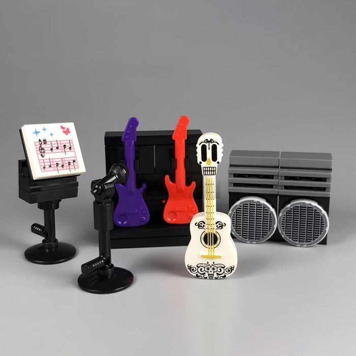 compatible lego music kit
