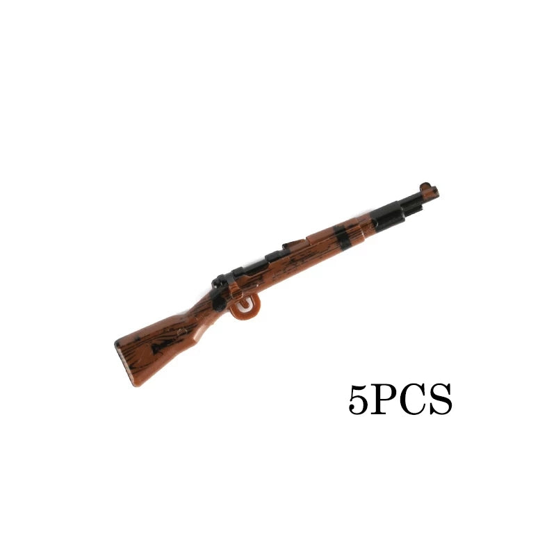German 98k brick accessories rifle