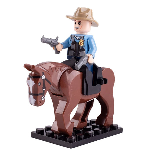 Mounted Police Sheriff