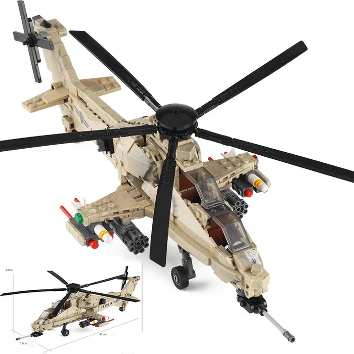 PLAGFAF CAIC Z-10 Medium  Attack Helicopter