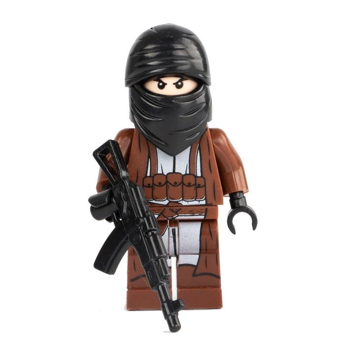 compatible lego guerrilla figures