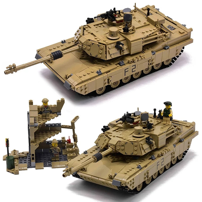 US Army M1A2 Main Battle Tank