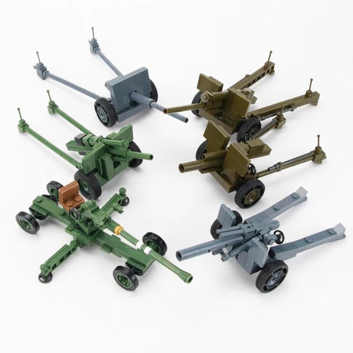 MOC WW2 US Artillery systems