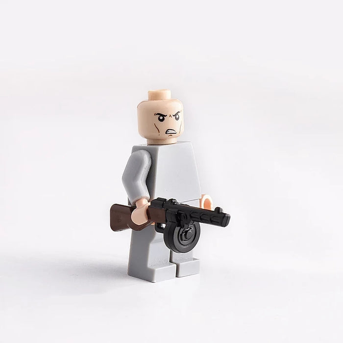 compatible lego army toy gun PPSh 41