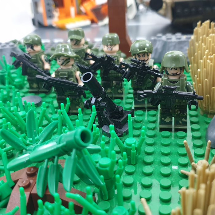 Army toys and Figures