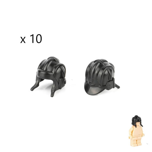 ww2 Soviet tank helmets for figures