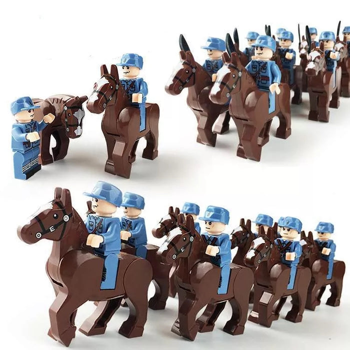 custom lego ww2 french army