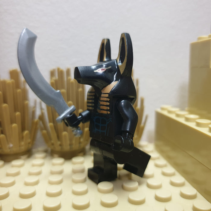 Anubis the mighty