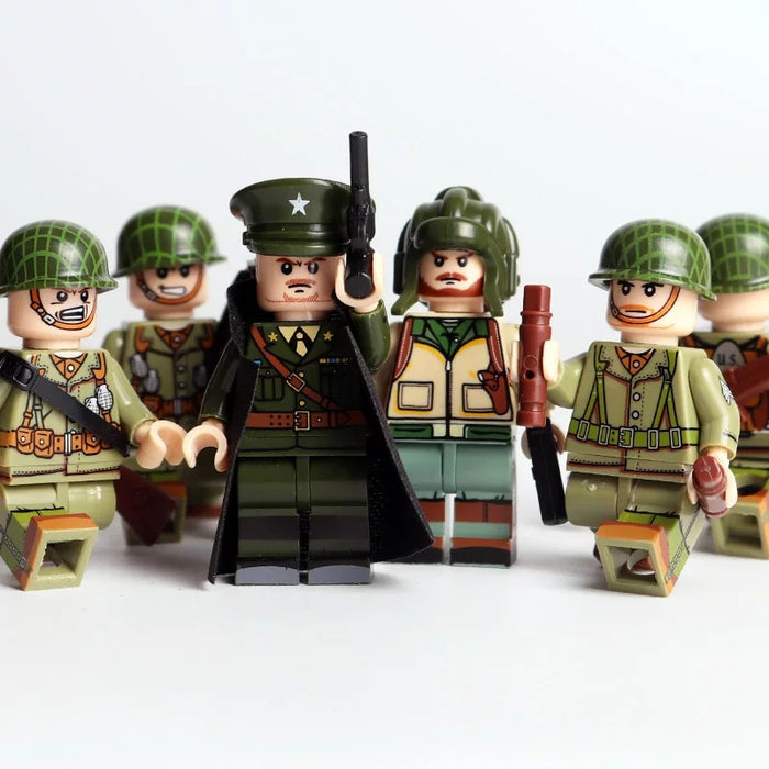 WW2 American Assault Squad
