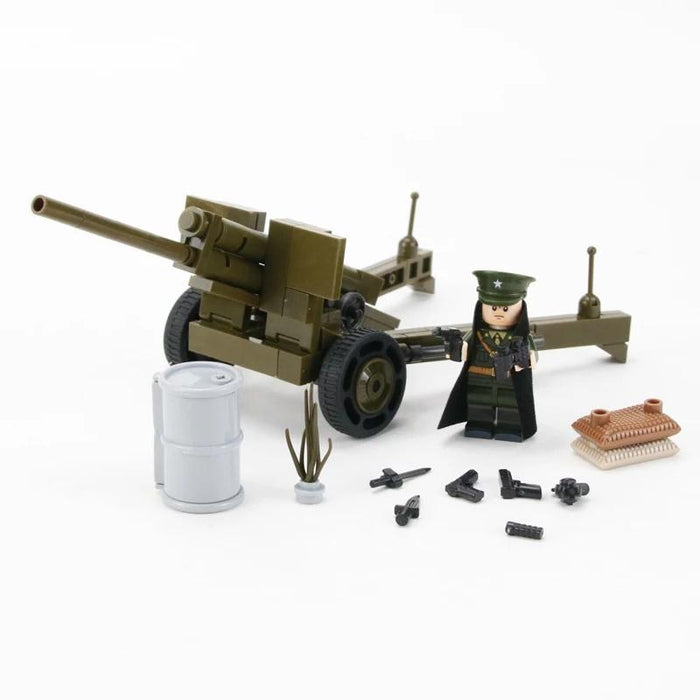 Custom built US army field artillery