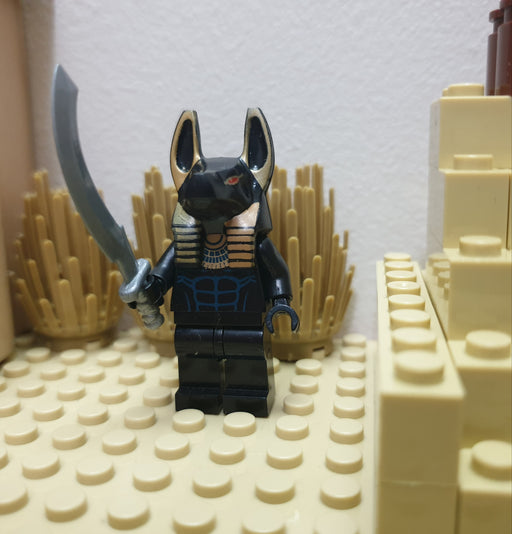 Anubis; Jackal of Death