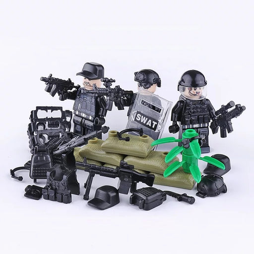 elite swat team