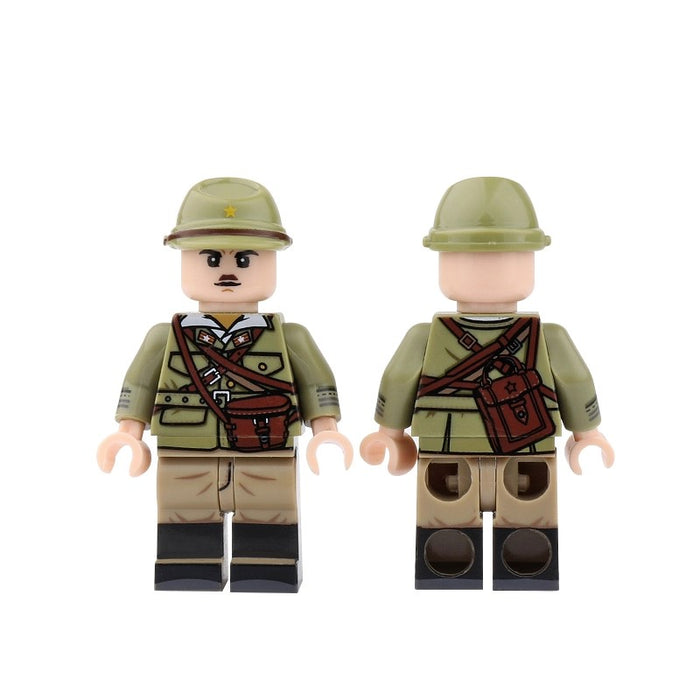 WW2 Imperial Japanese Corporal Infantry figure