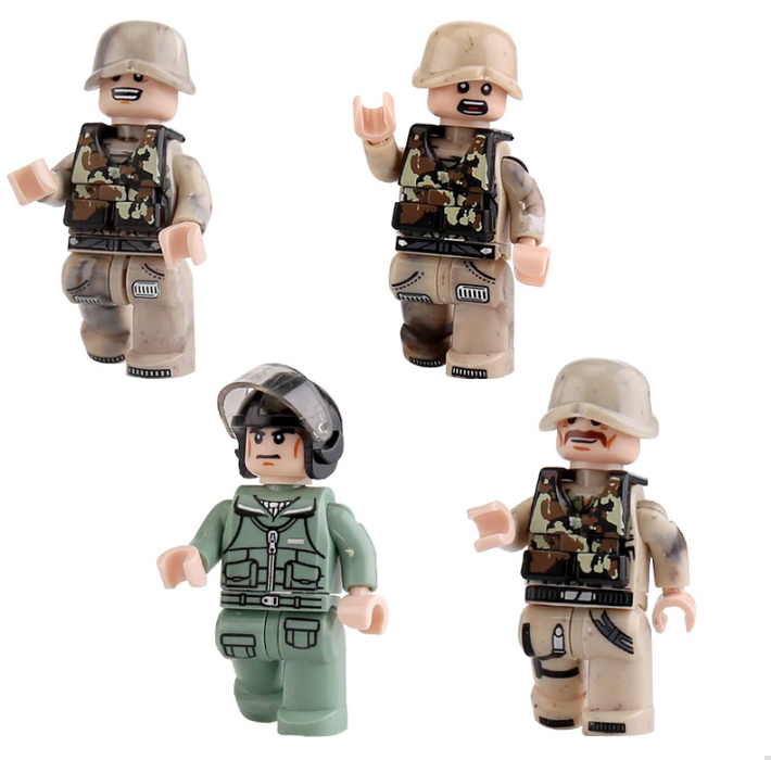 American Soldiers toys