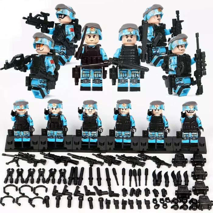 Chinese Army figures toys