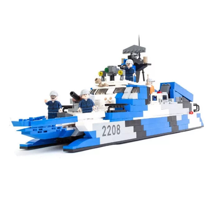 Chinese Navy Type 22 Missile Boat