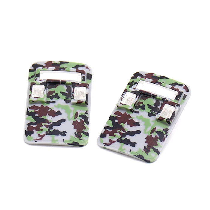 Tactical Riot shield with Camo pattern