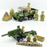 USA 1st Infantry Division armour ww2 ar,y toys