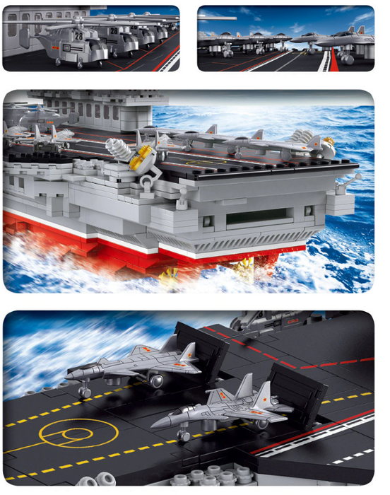 Chinese Aircraft Carrier Type 01