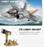 F-35 building blocks set