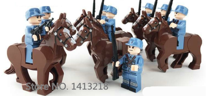 ww2 compatible lego toys