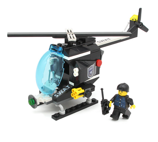 Light S.W.A.T Helicopter