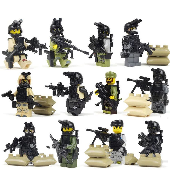 Army miniifuges Special Army toys
