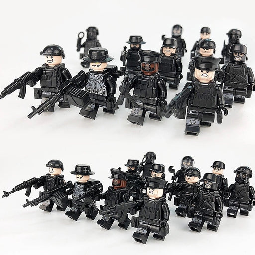 Army and Police figures