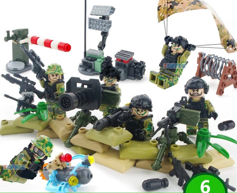 army toy soldiers