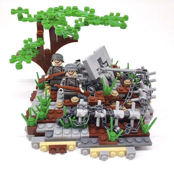 WW2 German Army War MOC