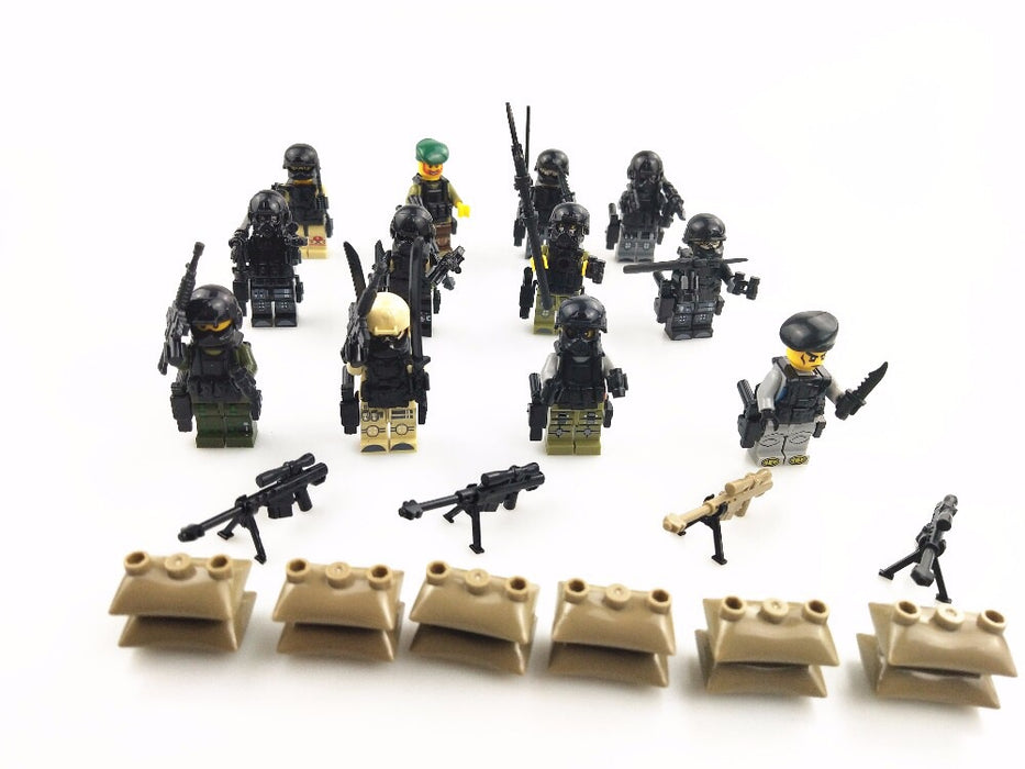 Private Military Contractors (PMC) x12